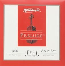cuerdas daddario violin